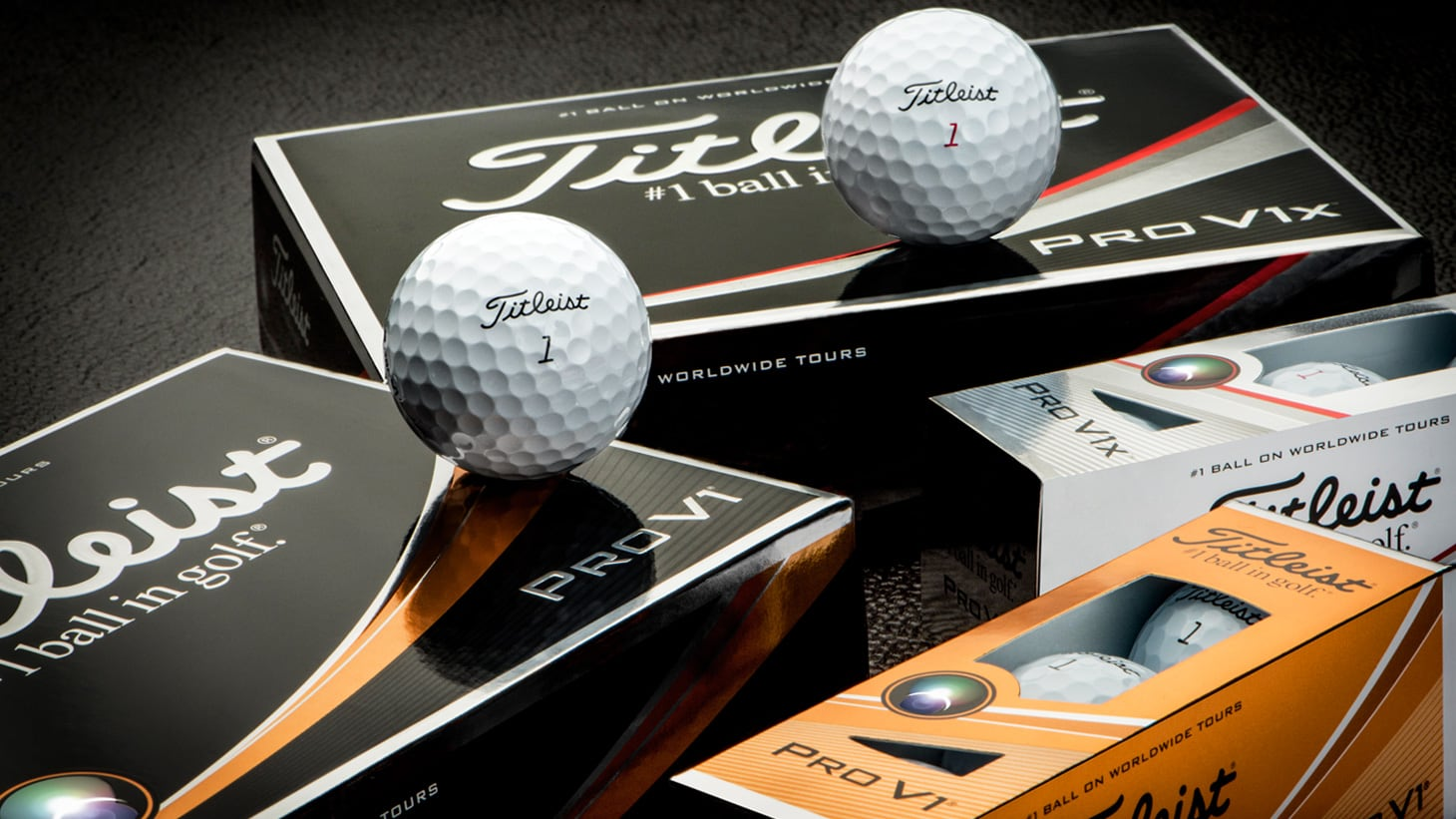 The new Titleist Pro V1 and Pro V1x golf balls are the most advanced a199c570d4d